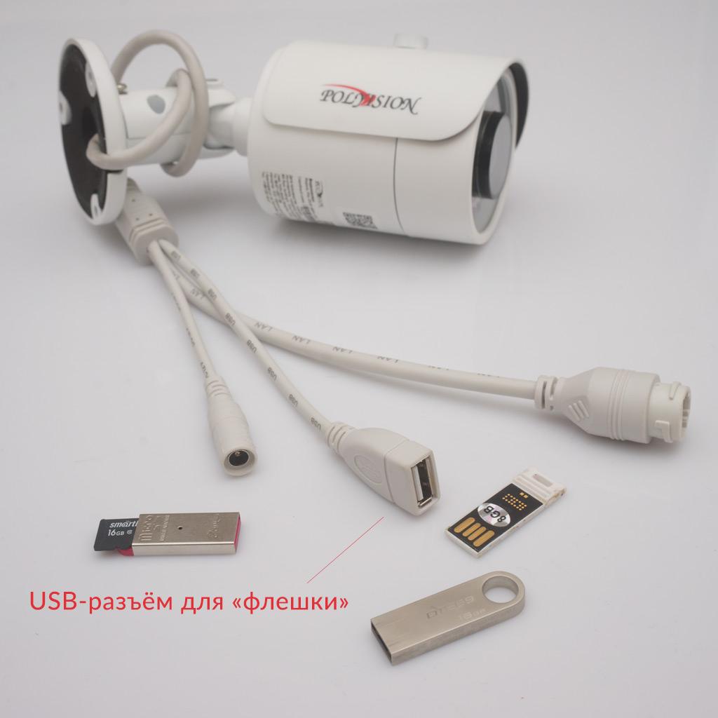 USB-разъем для флеш-накопителя